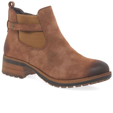 rieker jonty womens casual boots charles clinkard