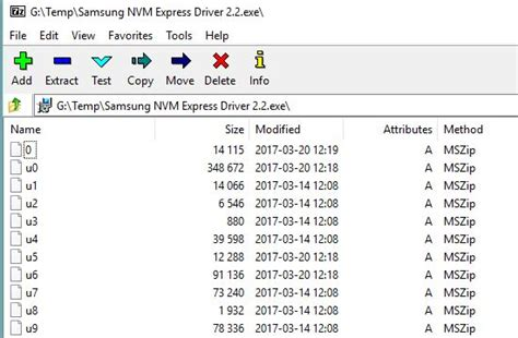 e samsung nvme driver driver for samsung windows 10 forums