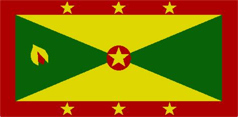 flags of the world yellow green red flag of grenada britannica com