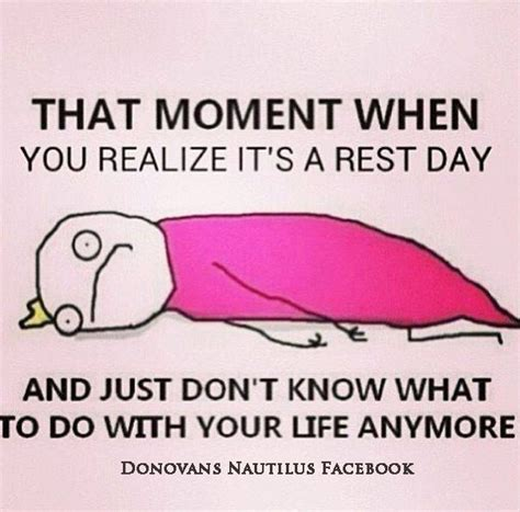 Gym Rest Day Meme - rest day quotes quotesgram