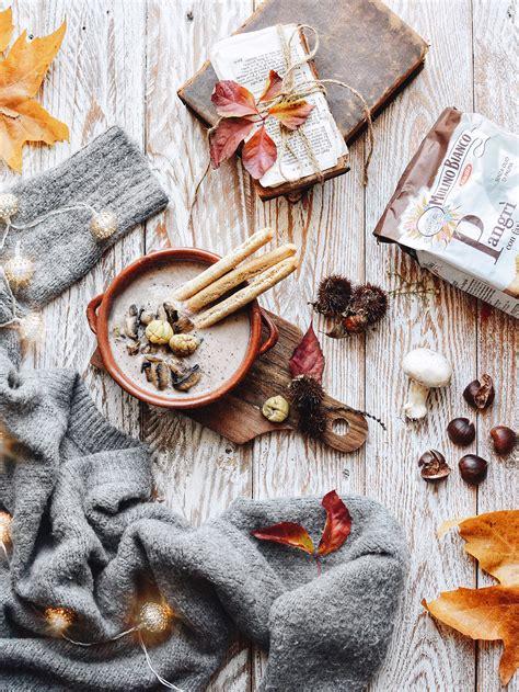la perfetta ricetta di stagione la perfetta ricetta di stagione vellutata di castagne e