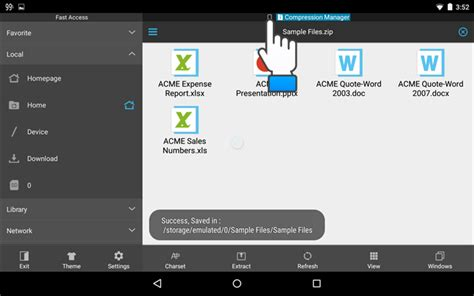 how to extract zip files on android how to open and create zip files on an android device