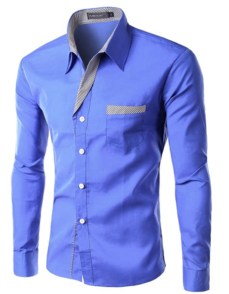 design a long sleeve shirt 2015 new dress fashion quality long sleeve shirt men