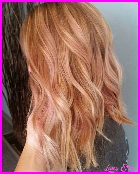 60 Trendiest Strawberry Hair Ideas For 2018 Strawberry Highlights In Brown Hair Hair