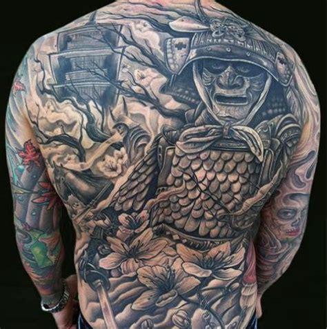 oriental warrior tattoo 17 amazing samurai tattoos tattoo me now