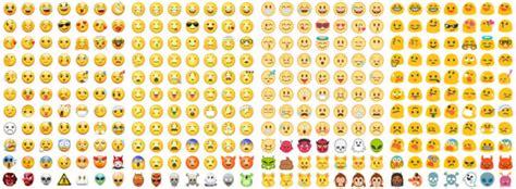 les emojis sur android le probleme de fragmentation en