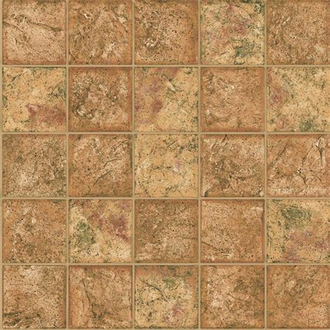 Lowes Kids Rugs The Wallpaper Company Brown Earth Tone Ceramic Tile
