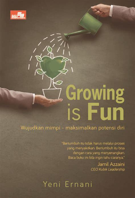 growing is book by yeni ernani gramedia digital