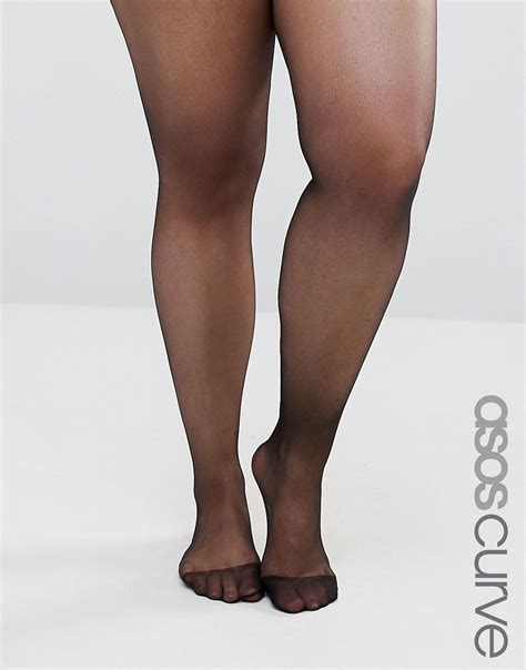 asos maternity new improved fit 50 denier tights asos new improved fit 15 denier tights in black lyst