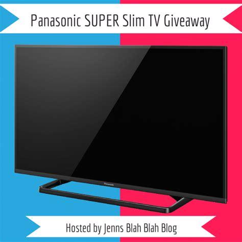 Tv Sweepstakes - panasonic 32 super slim led lcd tv giveaway