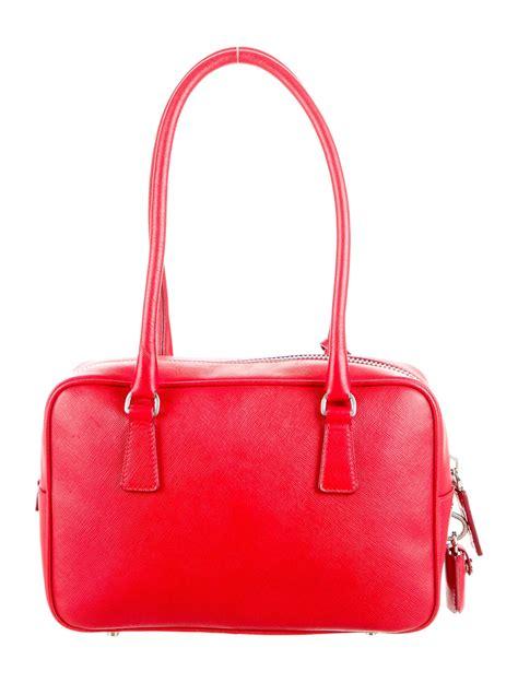 Purse Deal Christian Rebelle Handbags Clearance by Prada Crocodile Bauletto Bag Prada Handbags White Leather