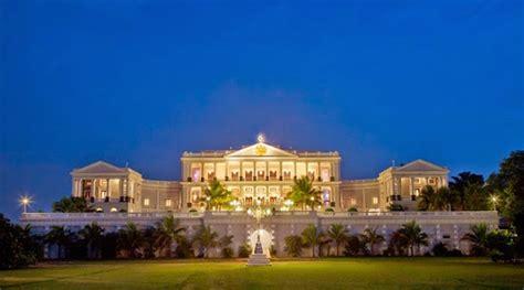 taj falaknuma palace hotel hyderabad history entry fee