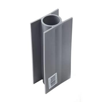 gamma paalhouder betafence betonplaathouder 38 mmx20 cm paalhouders