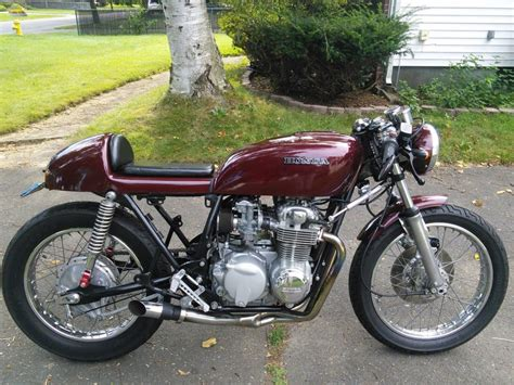 honda cb550 1978 1978 honda cb550 cafe racer for sale