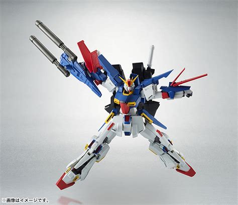 gundam zz wallpaper robot damashii side ms zz gundam updated big or
