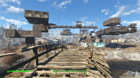 Build Your Own House Game Like Sims these are the most amazing fallout 4 settlements built so