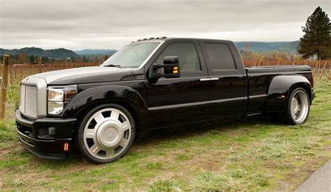 Wheelset 26 Quot ford f350 dually slammed on 24 american wheels html
