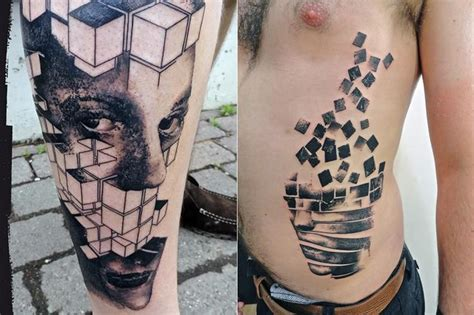 quirky tattoo pictures unusual tattoos by toko loren tattoo and piercing