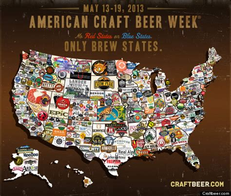 craft map craft map shows of brew across the u s photo