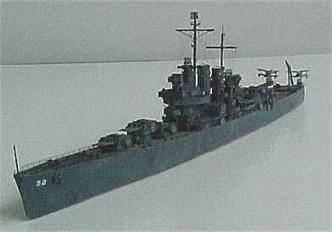 helena 4in1 model warships