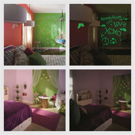 glow in the paint disney decorating your child s room part one the better