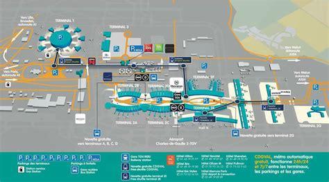 cdg map terminaux de l a 233 roport de cdg a 233 roport
