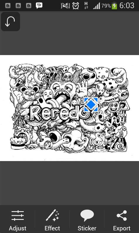 membuat doodle name membuat doodle name picsay pro