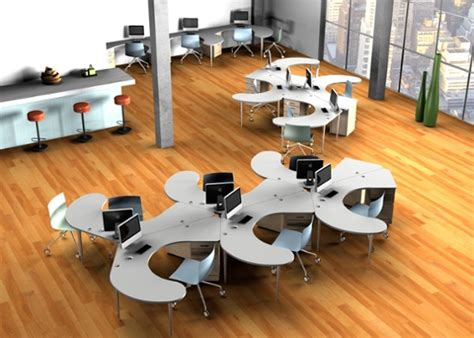The Pros And Cons Of An Open Plan Office Omniraxomnirax Open Office Desk