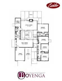 Eichler Floor Plans 171 Floor Plans Modern Eichler House Plans