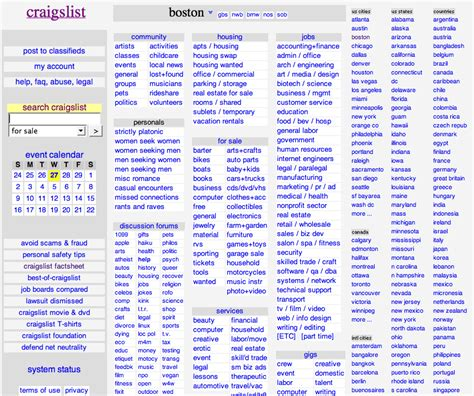 craigslist com dart vs craigslist relation to section 230 of the
