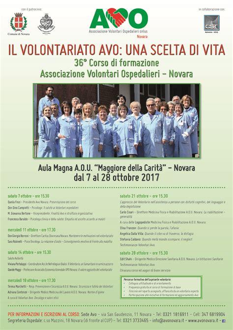 orari apertura popolare di novara a v o associazione volontari ospedalieri novara