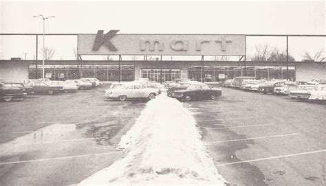 Kmart Garden City by Pleasant Family Shopping March 1 1962 The Kmart