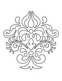 pattern stencil templates 25 best ideas about damask stencil on damask