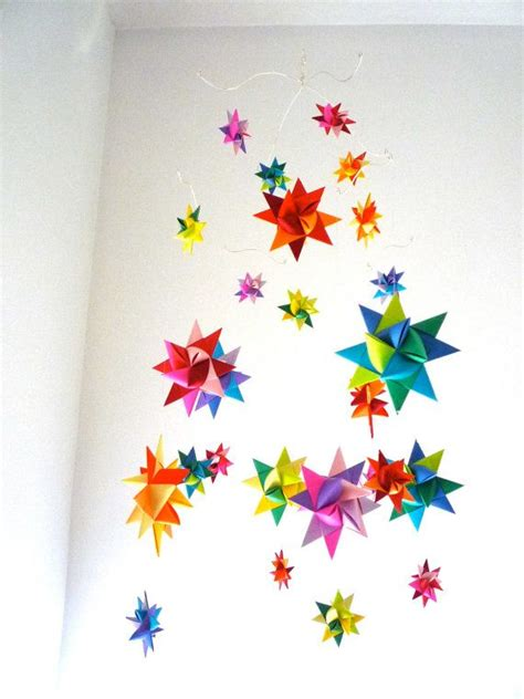 hanging origami flowers best 25 hanging origami ideas on oragami