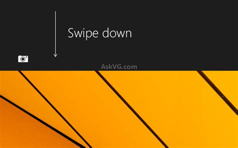 camera lock screen wallpaper how to enable or disable use of camera app on windows 8 1