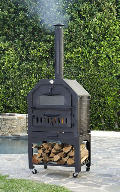 backyard wood fired pizza oven enforno com wood fired pizza ovens outdoor living
