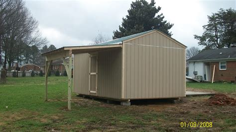 8x12 Metal Shed by 12x20 With 8x12 Shed