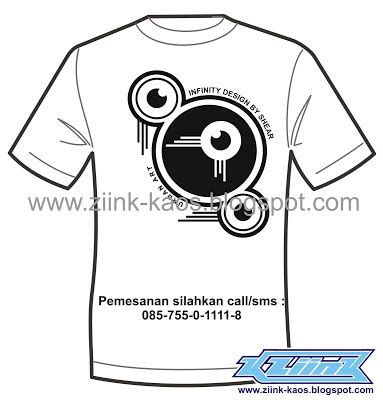 Kaos Distro Fighter style of dress