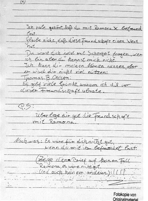 Tagebucheintrag Schreiben Muster The Black Omen Tbo