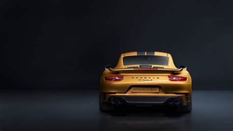 porsche exclusive series official porsche 911 turbo s exclusive series 500 units