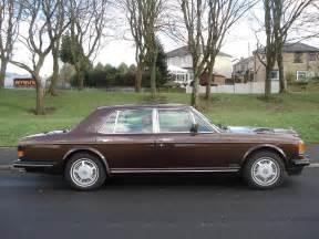 1990 Bentley Mulsanne Used 1990 Bentley Mulsanne For Sale In Lancashire