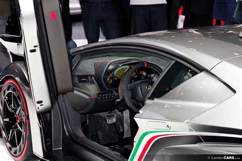 Inside Lamborghini Veneno Veneno Lamborghini Veneno 50 Hr Image At Lambocars