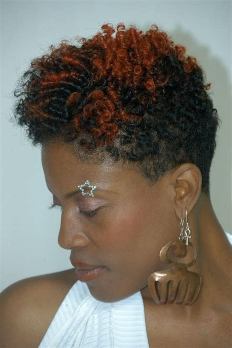roded black hair style 17 best images about a splash of color afro hair on