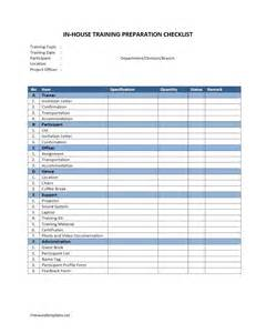 checklist freewordtemplates net