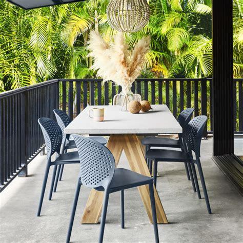 early settlers stylish  outdoor furniture range  interiors addict