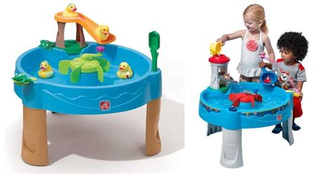 step2 duck pond water table kohls kohl s clearance water tables for 21 southern savers