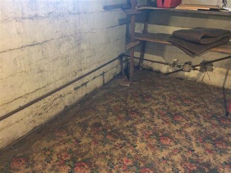 Basement Waterproofing   Waterproofing an Improperly