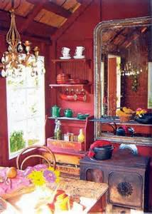 bohemian kitchen interiors panda s house