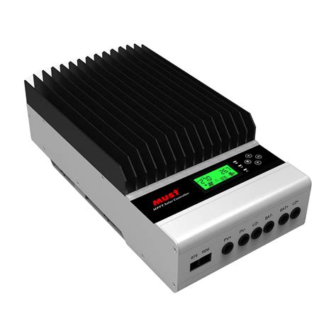 Mppt Solar Charged Controller Scc Makeskyblue 60a 12v 24v 36v 48v mppt solar charge controllersolar charge controller pc1600a series mppt solar charge controller