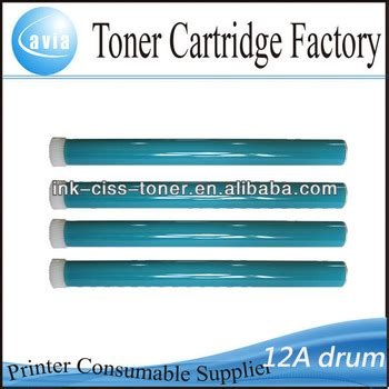 Opc Drum Toner Cartridge Tenku Hp 12a Q2612a Canon 304 quality 12a opc drum for hp 1010 printer buy 12a opc drum for hp 1010 printer opc drum
